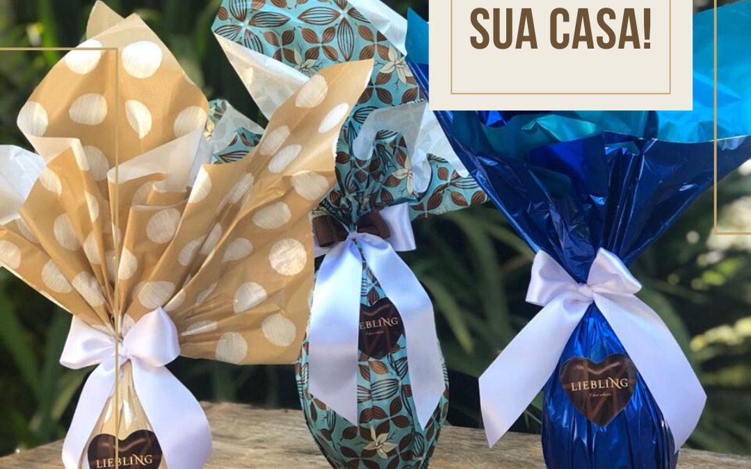 Páscoa em casa: chocolateria blumenauense aposta em vendas online para essa época do ano