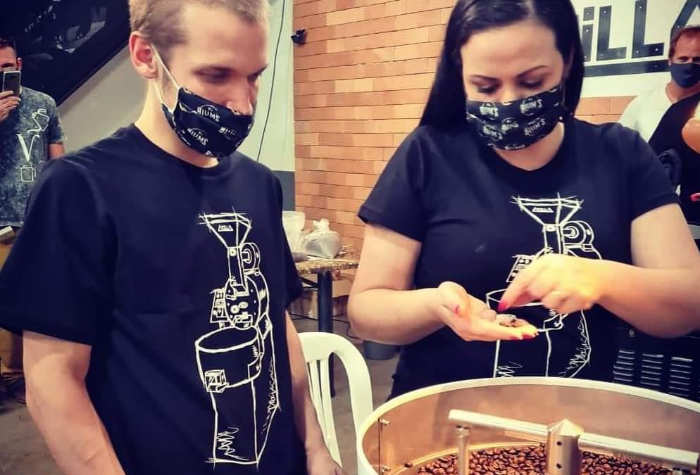 Torrefação de café de Blumenau participa de concurso internacional