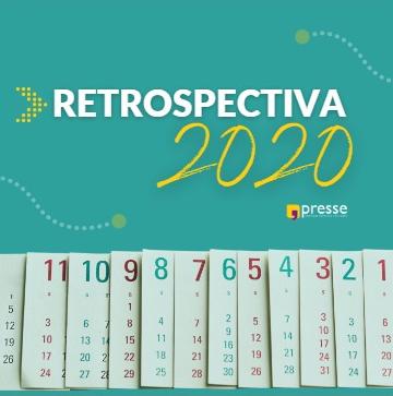 Retrospectiva 2020: relembre as principais clipagens de nossos clientes