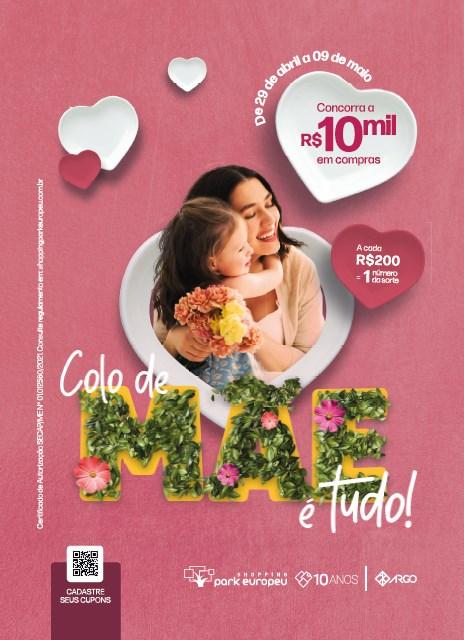 Shopping de Blumenau lança promoção com vale-compras para celebrar o Dia das Mães